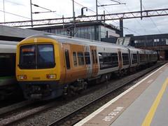 West Midlands Railway Class 323 323209 (Alex S. Transport Photography) Tags: train railway rail outdoor vehicle northampton westmidlandsrailway wmr class323 emu 323209 537z