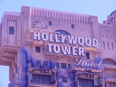 "The Hollywood Tower Hotel at Disney California Adventure • <a style=""font-size:0.8em;"" href=""http://www.flickr.com/photos/28558260@N04/48846850083/"" target=""_blank"">View on Flickr</a>"