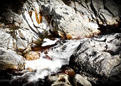 Sannox Burn (whitetrufflesinwinter) Tags: water rocks geology arran scotland slow shutterspeed canon 600d nature wild river stream