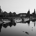 Dresde y río Elba