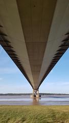 Below Deck (daviddaniels989) Tags: humber bridge road deck river water view aspect support bank lincolnshire design