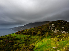 Gathering Clouds (kckelleher11) Tags: 1240mm 2019 ireland olympus september donegal em1 omd