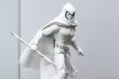 Moon Knight II (misterperturbed) Tags: mezco mezcoone12collective nycc nycc2019 newyork newyorkcomiccon newyorkcomiccon2019 one12collective moonknight