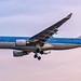 PH-AOF - Airbus A330-202 - KLM