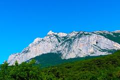 Mount Ai-Petri, view from the coast. Crimea, Russia. (alexinspire2) Tags: mount aipetri coast crimea russia гора айпетри крым россия sonya7r2