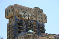 "The Hollywood Tower at Disney California Adventure • <a style=""font-size:0.8em;"" href=""http://www.flickr.com/photos/28558260@N04/48847311877/"" target=""_blank"">View on Flickr</a>"