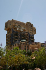 "The Hollywood Tower at Disney California Adventure • <a style=""font-size:0.8em;"" href=""http://www.flickr.com/photos/28558260@N04/48847312117/"" target=""_blank"">View on Flickr</a>"