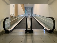 Crescent Shopping Centre - Limerick - Ireland - October 2019 (firehouse.ie) Tags: ireland mall shopping centre malls center crescent shoppingmall shops limerick shoppingcenters ramp lift escalator escalators conveyer crescentshoppingcenter