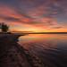 Sunrise, Chatfield State Park, Colorado