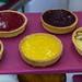 Chateau Blanc - Süße Torten verschiedene Variationen - Schokolade und Haselnuss