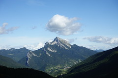 Grand Som @ Hike to Mont Saint-Eynard