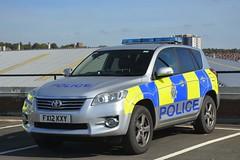 FX12 KXY (S11 AUN) Tags: lincolnshire police toyota rav4 4x4 collision investigation unit ciu 999 emergency vehicle fx12kxy