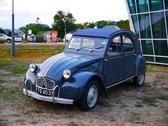 Citroën 2CV AZAM 1964 (929V6) Tags: 776wd37 deuxchevaux