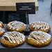 Premium Cinnamon Swirl: Bäckerei-Teilchen mit Zimt