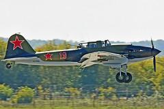 "RA-2783G/""19 Red"" (Nils Mosberg) Tags: maks2019 zhukovsky ra2783g ilyushinil2shturmovik"