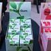 True Gum verschiedene Geschmacksrichtungen - Minze und Matcha, Himbeere und Vanille, Ingwer und Kurkuma