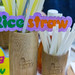 Ricestraw - Trinkhalm aus Reis