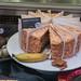 Banana Toffee Cake from Sweet Street
