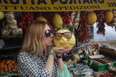 Mister Positano (kud4ipad) Tags: 2019 amalficoast italy portrait lemon fruit pisitano