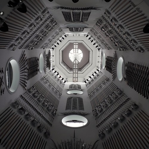 The Hall of Steel Royal Armouries Museum Leeds Yorkshire