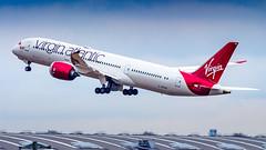 Boeing 787-9 Dreamliner G-VBOW Virgin Atlantic Airways (William Musculus) Tags: london heathrow airport aviation plane airplane lhr egll spotting william musculus gvbow virgin atlantic airways boeing 7879 dreamliner vir vs