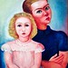 Children' s Portrait (1947) - Sarah Affonso (1899-1983)