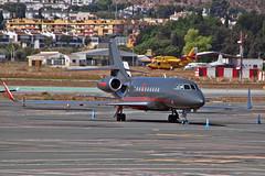 LX-EVM Falcon 2000LX Global Jet Concept AGP 30-08-19 (PlanecrazyUK) Tags: lemg malaga–costadelsolairport malaga costadelsol lxevm falcon2000lx globaljetconcept agp 300819