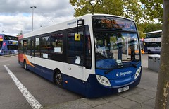 Stagecoach in Gloucester 37012 (thesouthwestbusguys) Tags: stagecoach ukbuses busenthusiast bus uktransport stagecoachingloucester 622 37012 yx63ztk bristol
