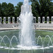 Water Fountain at WWII Memorial