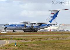 RA-76951 Ilyushin IL-76 Volga Dnepr (@Eurospot) Tags: lfbo toulouse blagnac volgadnepr ilyushin il76 ra76951