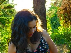 (cami.carvalho) Tags: girl rapariga mulher woman nature natureza sol sun sunset pordosol retrato portrait