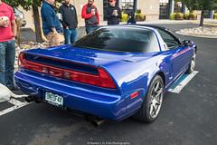 One Of 44 (Hunter J. G. Frim Photography) Tags: supercar colorado acura honda nsx v6 blue manual japanese rare targa hondansx acuransx