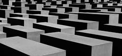 Concrete Jungle (Lumen Candela) Tags: holocaustmahnmal holocaustmemorial berlin germany petereisenman concrete beton endless endlos labyrinth maze