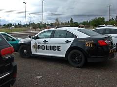 TCPD 10/4/2019 (THE RANGE PRODUCTIONS) Tags: clouds sierracountynm southwestus smalltownsouthwest sky ford fordpoliceinterceptor squad police partol unit vehicle lawenforcement law car cop