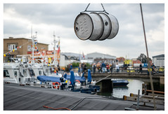 There's something in the air (leo.roos) Tags: boot nl schip solaag nikonf planar5014 fmount darosa leoroos carlzeissplanar1450zf2 a7rii fotodioxdlxstretchlensmountadapter boat ship barrel vat maassluis 2019 furieade planart1450 planar5014zf