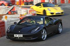 Ferrari, F458 Italia, Hong Kong (Daryl Chapman Photography) Tags: sw992 ferrari f458 italia italian hongkong china sar porsche german 911 jasl auto autos automobile automobiles car cars carspotting carphotography canon 5d mkiv 70200l f28
