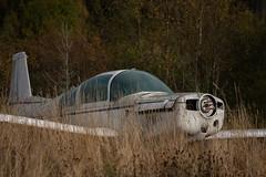 IMGP0516 (ferm93) Tags: abandoned öde övergivet moody flygplan