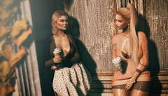 N577 We Will Always Make Time For Coffee (Tiffany's Blended Beauty Blog) Tags: cae deaddollz elise fameshed glamaffair hive letre justbecause lelutka maitreya minimal navycopper truth uber