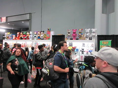 2019 NYC Comic Con Javits Center Toy Tokyo Booth 4432 (Brechtbug) Tags: 2019 nyc comic con interior jacob javits center toy tokyo booth lower east side 2nd ave collectable figures toys action figure japan japanese anime vinyl pop culture popular funko stuff gallery art asian asia custom kidrobot kid robot