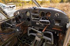 IMGP0573 (ferm93) Tags: abandoned öde övergivet moody flygplan