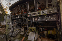 IMGP0559 (ferm93) Tags: abandoned öde övergivet moody flygplan