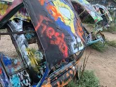 Beetle Ranch (aplseed photography) Tags: cars beetle vee dub paint graffiti
