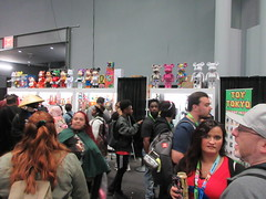 2019 NYC Comic Con Javits Center Toy Tokyo Booth 4433 (Brechtbug) Tags: 2019 nyc comic con interior jacob javits center toy tokyo booth lower east side 2nd ave collectable figures toys action figure japan japanese anime vinyl pop culture popular funko stuff gallery art asian asia custom kidrobot kid robot