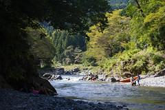 Weekend Flow (Aphélie) Tags: 川 river rivière 森 forêt forest mount 山 御岳 mitake mont