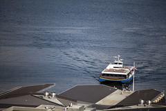 SeaBus Waterfront - Lonsdale Quay (GoToVan) Tags: lonsdalequaymarket seabus translink transportation ocean ship mountain northvancouver
