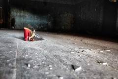 Slipper Cinderella (Staropramen1969) Tags: abandoned verlassen