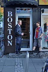 Boston (AntyDiluvian) Tags: iceland reykjavik laugavegur bar club boston