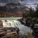 #6370 Athabasca Falls