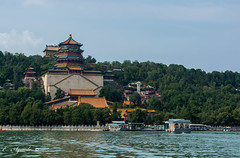 Summer Palace (E. Aguedo) Tags: palace summer chineseculture china asia beijing trees hill architecture history dinasty lake kunming