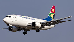 085A3114 ZS-SBA at JNB. (midendian) Tags: airport aircraft airplane jnb johannesburg feat ortambo ortia